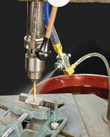 Siphon Fed Spray Nozzles suit non-pressurized applications.