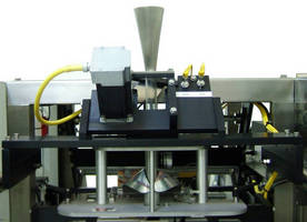 Food Product Concentrator improves narrow bag throughput.