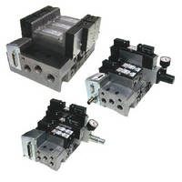 Modular Valve Manifolds enable expansion in field.
