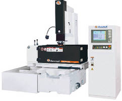 Die Sinker EDM accommodates workpieces up to 2,970 lb.