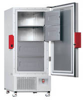 Ultra-Low Temperature Freezers provide security for samples.