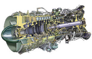 Industrial Gas Turbines offer power upgrade.
