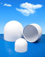 Custom Plastic Radomes are manufactured to OEM specification.