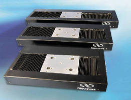 Linear Stages target surface metrology applications.