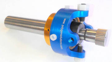 Rotary Broaching Brake aligns forms in machined products.