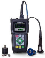 Ultrasonic Thickness Gage offers multiple measurement options.