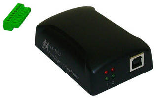 USB Control Box provides support for diverse applications.