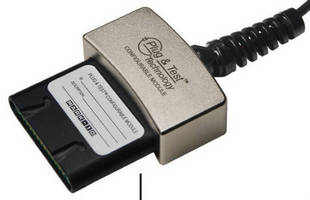 Load Cell Adapter offers user-configurable functionality.