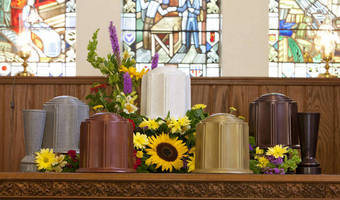 ForeverSafe Burial Urns and Cemetery Vases Launched at Catholic Cemetery Conference