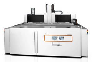 Laser Texturing Machine handles oversized molds.