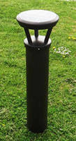 Solar-Powered Lighting Bollards feature operational intelligence.