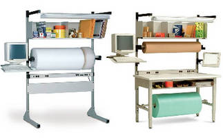 Packing Stations facilitate manual packaging operations.