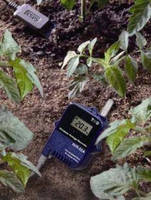 Monitoring and Recording Soil Moisture Using Wireless Data Collection