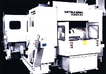 Horizontal Machining Centers are FMS system-ready.