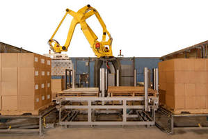 Currie by Brenton Adds New Robotic Palletizing Line to Product Offering