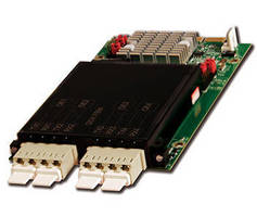 GbE Fiber Bypass Network Card provides intrusion prevention.