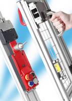 Safety Gate Switch Interlocks target heavy-duty applications.