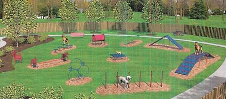 Dog Park Agility Course