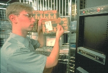 Display Modules improve warehouse picking accuracy.