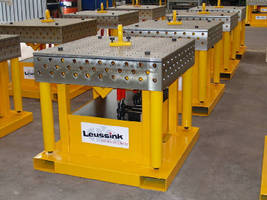 Fixturing and Clamping Tables offer entry level option.