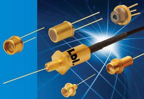 Eye Safe Pulsed Laser Diodes have 1,550 nm typ peak wavelength.