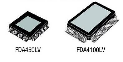 Class-D Digital Amplifier ICs optimize in-car audio.