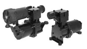 DC Pump and Compressor includes EMI suppression.