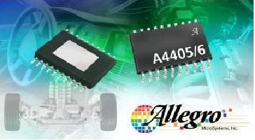 Allegro MicroSystems, Inc. Introduces New Automotive 2.2 MHz Multiple Output Regulator Family