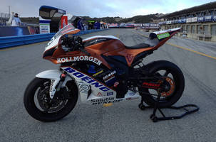 Kollmorgen AKM(TM) Motor and ACS Controller Drive Virginia Tech's BOLT Electric Motorcycle to Victory