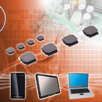 SMD Power Inductors use metallic magnetic materials.