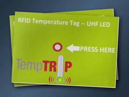 UHF RFID Tag simplifies intelligent cold chain monitoring.