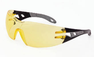 Dielectric Safety Eyewear features duo-spherical lens design.