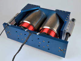 Dual Voice Coil Positioning Stage suits high-force applications.