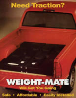 Weight Mate Inclement Weather Ballast Interest Increases as Temperatures Drop