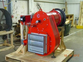 Webster Engineering High Efficiency HDS Burners