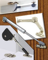 Cabinet Door Lifts and Stays control quiet opening/closing.