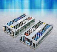 AC-DC Power Supplies operate in harsh environments.