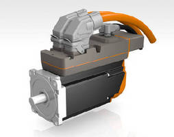 Motor-Integrated Servo Drives feature IP65 protection.