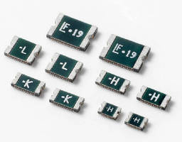 SMD PPTC Resistors reset automatically.