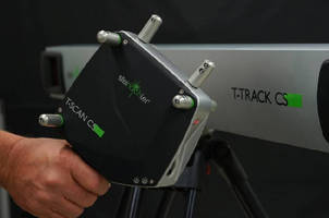 Laser Scanner and Tracker provide optical 3D measurement.