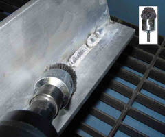 Patented Controlled Flare End Brushes from Weiler Corporation