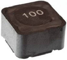 Surface Mount Power Inductor includes magnetic shield.