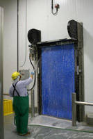 FasTrax® Clean Room Doors Designed for Food Industry