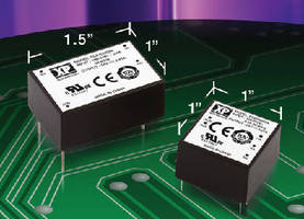 AC-DC Power Supplies include 5 W and 10 W models.