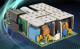 Convection-Cooled AC/DC Power Supplies have medical approvals.
