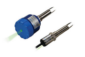 Vibrating Fork Point Level Sensor for Liquids!