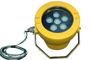 Portable Infrared LED Light features explosion proof design.