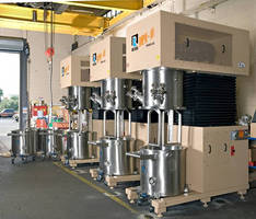 Reconditioned Double Planetary Mixers Ready for Immediate Shipment