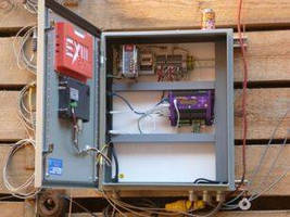 Load Cell Monitoring in a Tunnel Jacking Operation