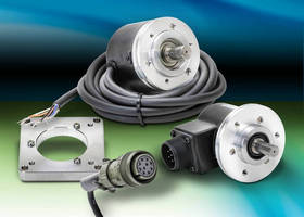 AutomationDirect Adds light and Medium-Duty Encoders with Inch-Size Shafts